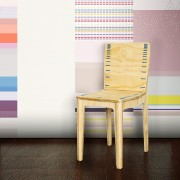 MCD101050106 stitched chair blue string 11