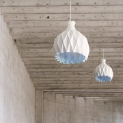 MCD102020114 shiro suspension lamp blue-tangarine shading 01
